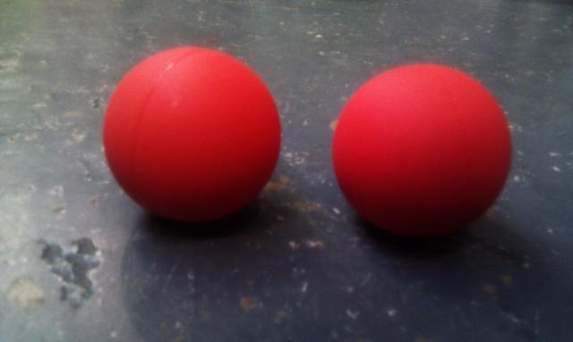 bike polo balls
